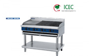 Blue Seal Evolution Series G598-ls Andndash 1200mm Gas Chargrill Leg Stand.
