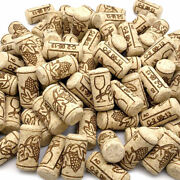 New Wine Corks 7 New Agglomerated Natural Cork, Brewing, Not Recycled Or Used