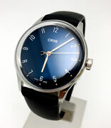 Oris James Morrison Model Jazz Series Automatic Limited Ss Menand039s Watch [b0217]