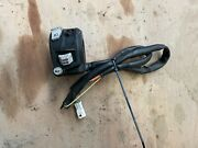 Ducati Supersport S Ss 937 939 2017 2018 2019 Left Switch Gear Hand Controls