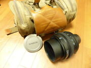 4k Commercial Pl Mount Large Diameter Sony Scl-p85t2.0 85mm F1.8 Good Condition