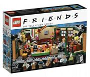 Lego 21319 Ideas Central Perk Coffee Shop From Friends Brand New Sealed