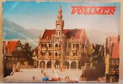 Vollmer N-scale 7761 City Hall, Gorgeous Kit With Beautiful Detail