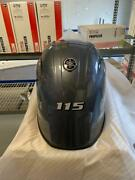 Yamaha Outboard 2014 And Newer F115lb F115xb Top Cowling Assembly 6ek-42610-00-00