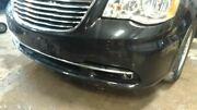 11 12 Town Country Front Bumper Cover W/o Headamps Washers 2465306