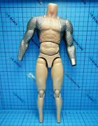 Hot Toys 16 Mms224 The Dark World Thor Figure - Muscular Body + Long Sleeves