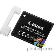 Battery For Canon Powershot A, Elph And Sx Series Ixus, Ixy Digital Cameras