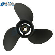 Aluminum-outboard-propeller 7.8x9 For Tohatsu 4-6hp 369b64518-1 12t