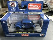 M2 Machines 2020 O'reilly's Exclusive Mallory 1953 Vw Volkswagen Beetle Bug