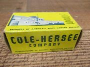 Cole Hersee Co.axle Shift Switch 9283 Vintage Made In The Usa