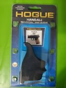 Hogue Beavertail Grip Sleeve For Taurus G2c G3c Pt111 Mil G2 Black 18510 -new