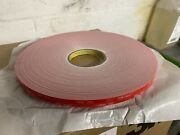 3m Vhb Lse Tape 12mm Wide 5 Boxes Of 18x 33m Rolls