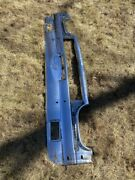 Lincoln Continental Used Chrome Front Bumper Grill Surround 1961 61 Oem