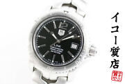 Tag Heuer Wt5110-0 Link Chronometer Men's Watch From Japan Pre Owned [u0222]