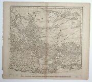 Antique Map Asia Part Of India Persia Tibet And Tartary Engraving By R. W. Seale
