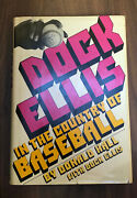 Dock Ellis In The Country Of Baseball Signed From Myron Cope Estate 1976