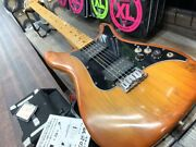 Vintage 1981-1982 Fender Lead Iii Electric Guitar Hard Tail Compact Body
