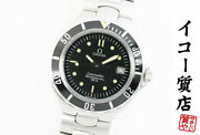 Omega 2850.50 Seamaster Professional 200m Menand039s Watch From Japan Pre Owned U0223