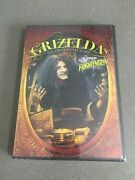 New Grizelda's Eat, Drink And Be Scary Dvd The Hilarious House Of Frightenstein