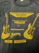 Vintage Outlaws 1976 Usf Soccer Field Florida Original T Shirt Size S