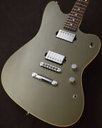Fender Modern Jazzmaster Hh Electric Guitar With Deluxe Gig Bag M
