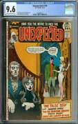 Unexpected 130 Cgc 9.6 Ow/wh Pages // Nick Cardy Cover Art 1971