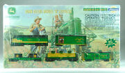 John Deere Model And039band039 Express Authentic Ho Scale Train Set By Athearn Sealed Box