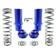 79-04 Mustang Upr Pro Series Front Coil Over Kit With 12/175 Springs