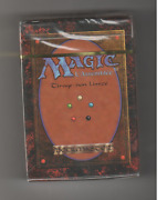 ►magic-style◄ Mtg - Starter Pack - Factory Sealed - French Revised Fwb