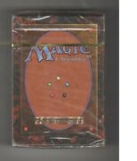 ►magic-style◄ Mtg - Starter Pack - Factory Sealed - Limited French Revised Fbb