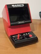 Nintendo Marioand039s Cement Factory Table Top