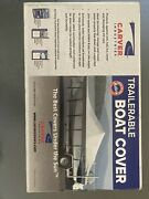 Boat Cover - Trailerable By Carver Industries