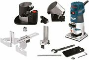 Bosch Router Tool, Colt 1-horsepower 5.6 Amp Electronic Variable-speed Palm Rou