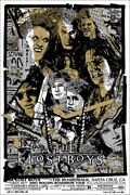 The Lost Boys By Tyler Stout - Rare Sold Out Mondo Print
