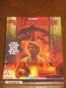 The Last House On The Left Limited Edition 1972 2-disc Blu-ray+cd Arrownew