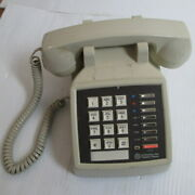 Working Southwestern Bell Freedom Phone Fm550 Vintage Push Button W/ Hold