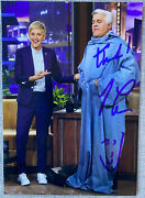 Jay Leno Signed In-person 5x7 Color Photo -tonight Show, Ellen Degeneres, Comedy