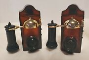 Rare Vtg Avon Is Calling 7oz. Wild Country After Shave And Talc 1905 Bottles