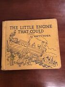 The Little Engine That Could By Watty Piper Vintage 1961 Hard Cover