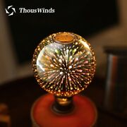 Gas Lampshade + Glass Cover Replacement 3d Fireworks Candle Lantern Vase Outdoor