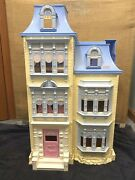 Fisher Price Loving Family Sweet Sounds Dollhouse. Lots Of Furniture