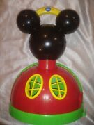 Disney Mickey Mouse Clubhouse Playset For Toddlers / Incomplete House Only