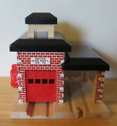 Thomas And Friends Wooden Railway Sodor Fire Dept No 36 Engine House
