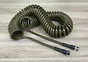 Water Right 300 Series 3/8 Coil Garden Hose, Drinking Water Safe, 25-foot,...