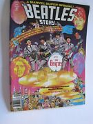 Marvel Comics Super Special 4 The Beatles Story 1978-preowned