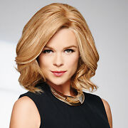 Headliner Human Hair Wig By Raquel Welch Any Color 100 Hand-tied Cap Lace Frt