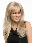 Celeste Wig By Envy, All Colors Mono Top Long Layers W Bangs, New