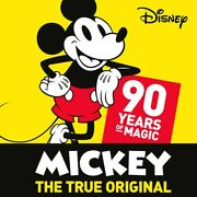 Disneyandrsquos Mickey Mouse 90th Anniversary Collectible Set