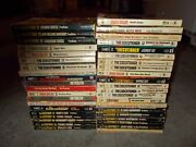 Don Pendletonexecutioner Seriesrare Four Hundred And Fifty450 Book Collection