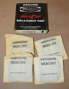 New Nla Mercury 800 6 Cyl Outboard Set Of 12 Piston Rings 39-30001a12